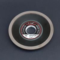 Quality PCD Industrial Grinding Wheel , Edge / Peripheral Grinding Diamond Grinding for sale