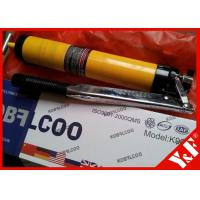 China 900CC Professional Heavy Duty Grease Gun Hand Powered and Single Cylinder