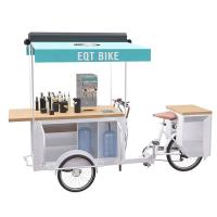 China Customized Tea Drink Bike Full Function Configuration With High Load Capacity