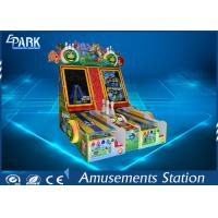 China Indoor Mini Bowling Amusement Game Machines Indoor Arcade Game With 42 Inch LCD