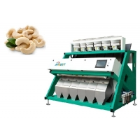 China 1574mm 6 Channels Cashew Color Sorter