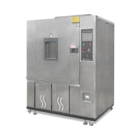 China 68 dBA Environmental Test Chamber With RS232 Interface