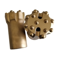Quality 89mm T51 Threaded Button Bits For Atlas Copco Montabert Furukawa Rock Drilling for sale