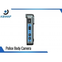 China Bluetooth 4G WIFI Body Worn Video Camera With Live Streaming