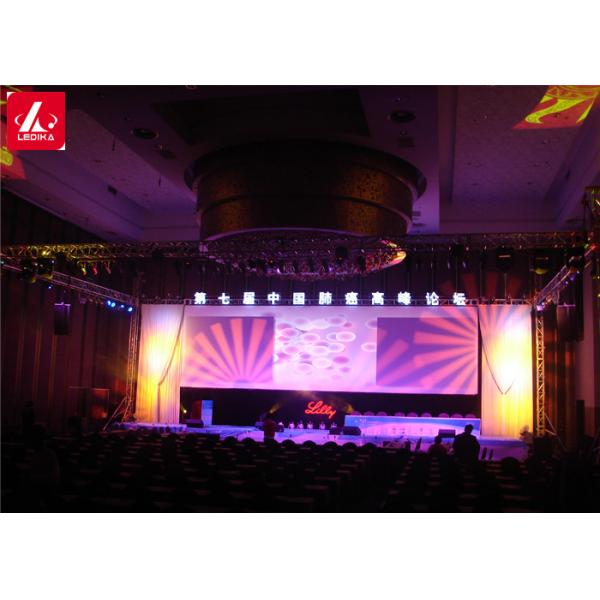 China 12m - 30m Span Aluminum Box Truss For Events DJ Band