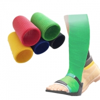 China Orthopeidc Polyurethane Resin Water Activated fiberglass synthetic casts for