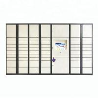 China Assembled Package Delivery Lockers , Community / Office Personal Parcel Locker