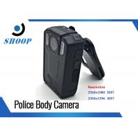 China HD 1080P 8MP Police Law Enforcement Body Worn Camera With Night Vision Compact