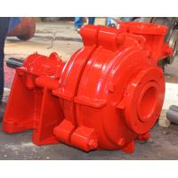 China 3 Inch Heavy Duty Centrifugal Slurry Pump With High Chrome for Mining & Mineral