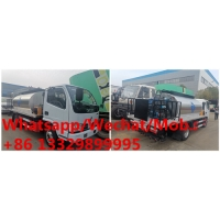 China Customized dongfeng 4*2 LHD 4cbm asphalt distributing vehicle for overseas
