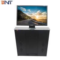 China 24 Inch Computer Monitor Pop Up Lift Panel Thickness 5MM