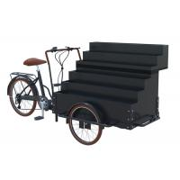 China EQT Flip Cover Retail Display Cart For Product Displaying / Showing
