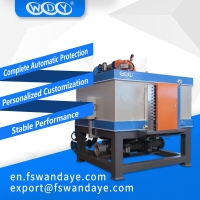 China Wet type Best-selling Automatic Water - Cooling Electromagnetic Separator For