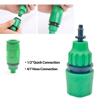 China 30 Meters Garden Hose Fittings Watering Drip Irrigation System Set Automatic