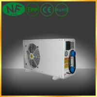 China Hitachi Rotary Compressor Air To Water Boiler Heat Pump For Hot Water Heating