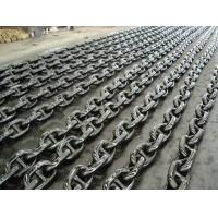 China High Capacity Special Chain , Anti Corrosive Stud Anchor Chain
