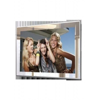 Quality MJK 43 inch interactive mirror magic mirror /TFT Mirror LCD Advertising Display for sale