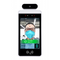 """Quality MJK 8"""" 0.01Lux 6mm Camera Facial Recognition Device 1280x800 for sale"""