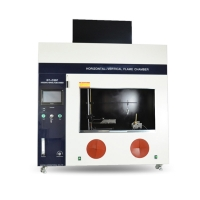 China Touch Screen UL 94 Toys Testing Equipment Flammability Test Equipment