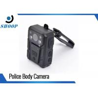 China 3200mAh Battery Police Officer Body Worn Cameras Wireless Surveillance Equipment