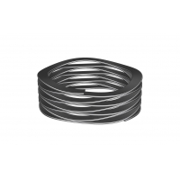 China MultiWave wavy Springs Compression Springs with plain ends manufacturers