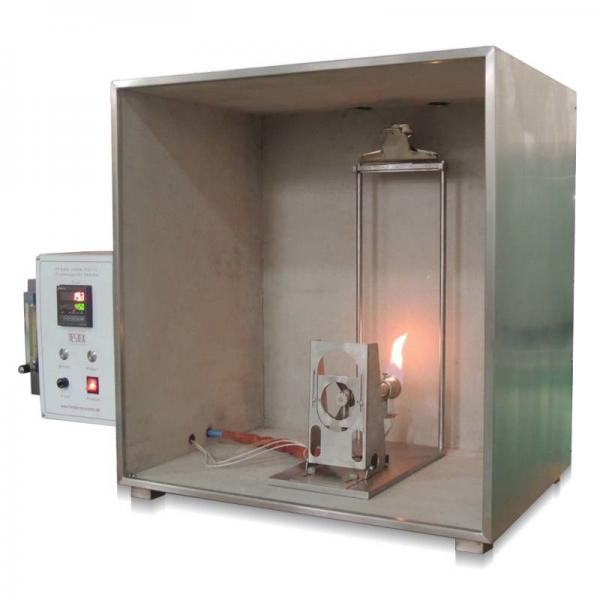 Quality NFPA 701-1 Flammability Tester for sales for sale
