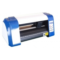 China 450mm Stepper Motor Cutting Plotter Machine With Auto Contour