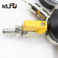 China High quality Beer reducing valve Outlet type First class regulating valve