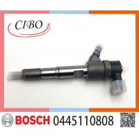 China 5309291 5347134 0445110808 BOSCH Fuel Injector for ISF2.8 ISF3.8