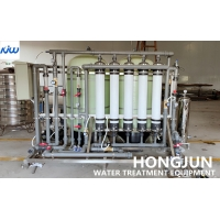 China Hollow Fiber 16T/H Ultrafiltration Water Purifier For Industry