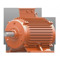 China 20KW 50RPM Low Speed Hydro Permanent Magnetic Generator