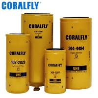 China Cellulose Fuel Filter 1R1740 Spin On Fuel Filter Caterpillar
