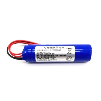 China Panasonic 1.5Ah 3.7V 5.55Wh Liion Battery Pack
