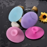 China 7.4g Colorful Reusable Facial Silicone Cleansing Brush