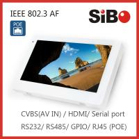 China Customized 7 Inch Wall Mounted User Interface Terminal Andriod OS Touch Panel