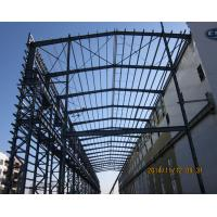 China Customized Prefabricated Industrial Heavy Large Span Metal Structure Steel