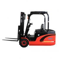 China Large Capacity Electric Powered Forklift 2 Stage / 3 Stage AC Power Powered