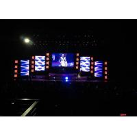 Quality SMD2121 Indoor Rental LED Display 140° Viewing Angle For Show Rental for sale