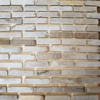 China Antique White Reclaimed Brick For Inside Outside Wall Claddings