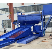 China Small and high capacity alluvial gold processing equipment plant machine
