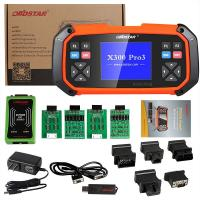 China OBDSTAR X300 PRO3 X-300 Key Master with Immobiliser+Odometer Adjustment+EEPROM