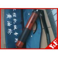 China 600CC Hand Operated Heavy Duty Grease Guns Double Cylinders System