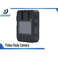 China 3200mAh Lithium Battery Body Worn Video Camera Built - In Microphone With GPS