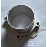 China aluminum rapid prototype made by CNC machining with anodizing surface