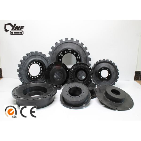Quality 314x46T Coupling  For Excavator Replacement Parts with Plastic/Iron Bottom for sale